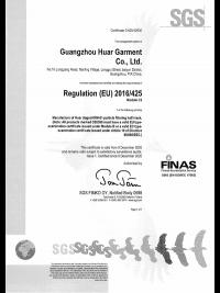 face mask C2 certification